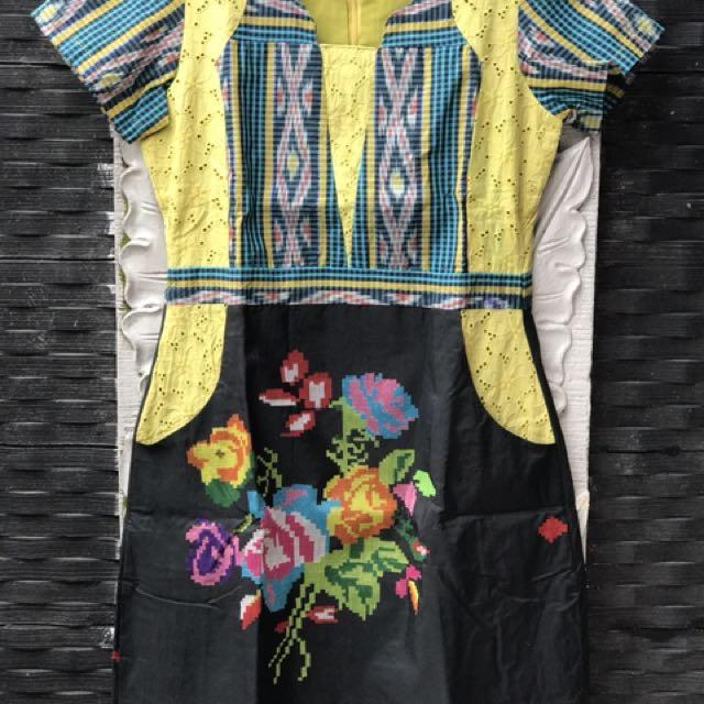 Jual Preloved Batik Tenun Asli