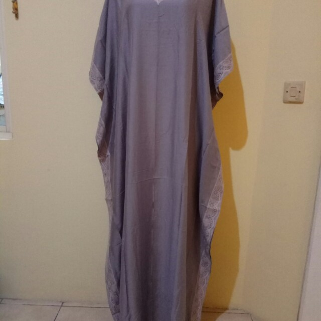 Kaftan Air - Light Grey