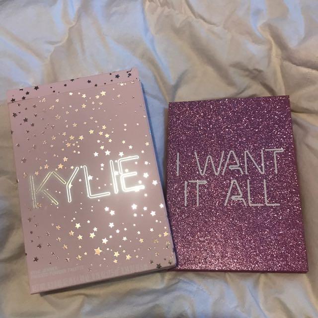Kylie Palette