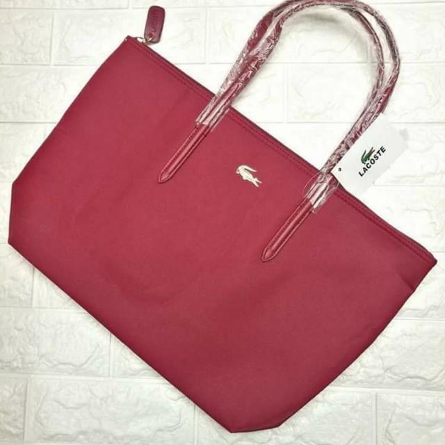 Lacoste Shoulder Bag - Class A