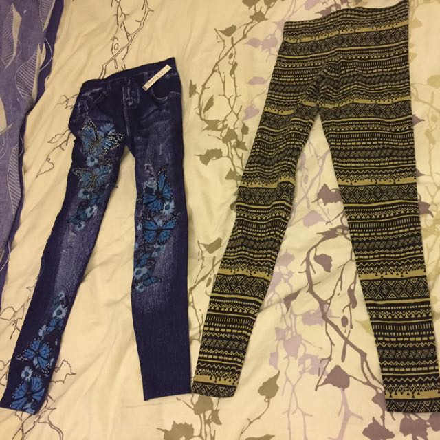 Leggings 2 for P100