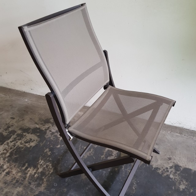photo photo photo photo photo - Les Jardins Outdoor Chair, Furniture, Tables & Chairs On Carousell