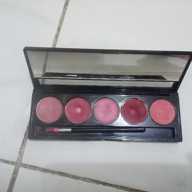 lip palette make over