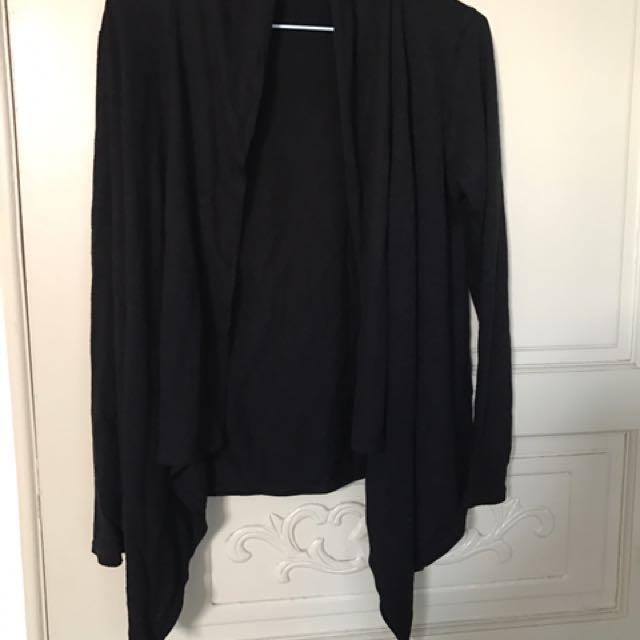 Lowry farm 黑色外套