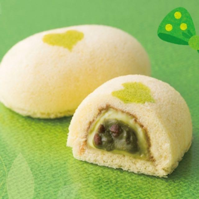 Macha Cake from Ginza