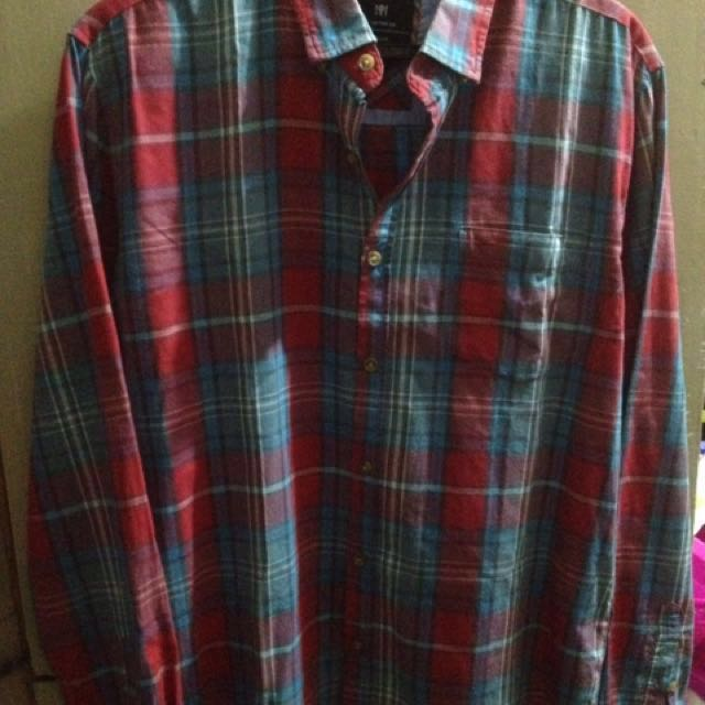 MARK DOWN SALE!!!! Cotton On Medium Checkered Long Sleeves
