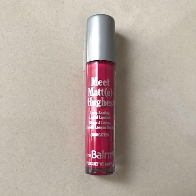 Matte liquid lipstick by Hughes original