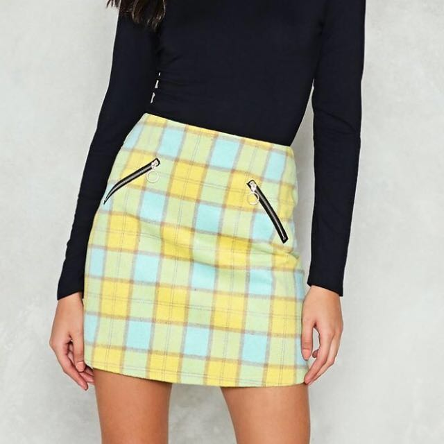 Nasty Gal Mini Skirt