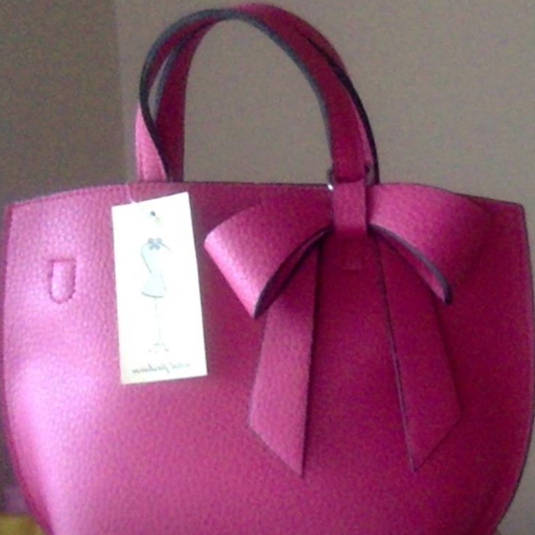 New Leather Handbag BNWT (great gift for girls)