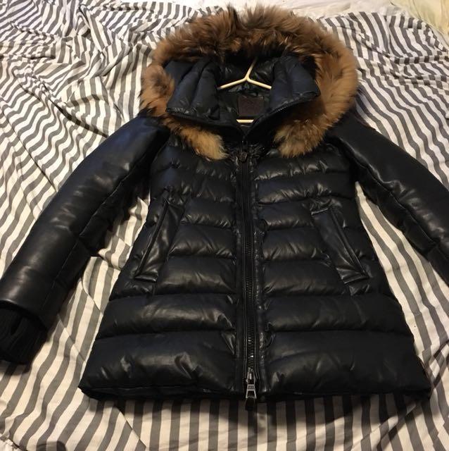 Nicole Benisti winter coat xs