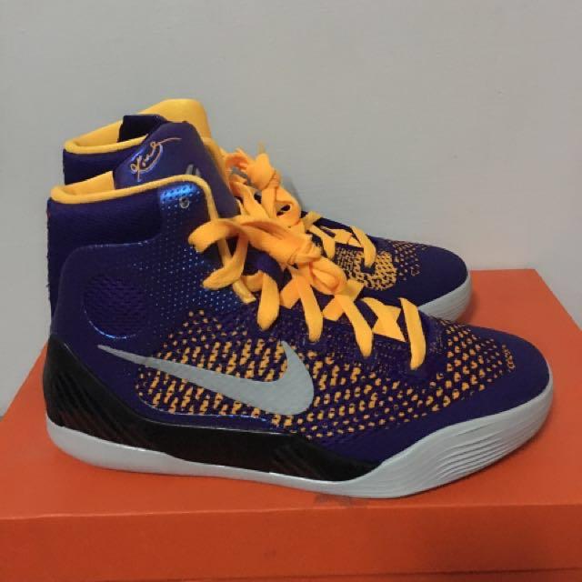 free shipping f2640 e77b4 Nike Kobe lX ELITE