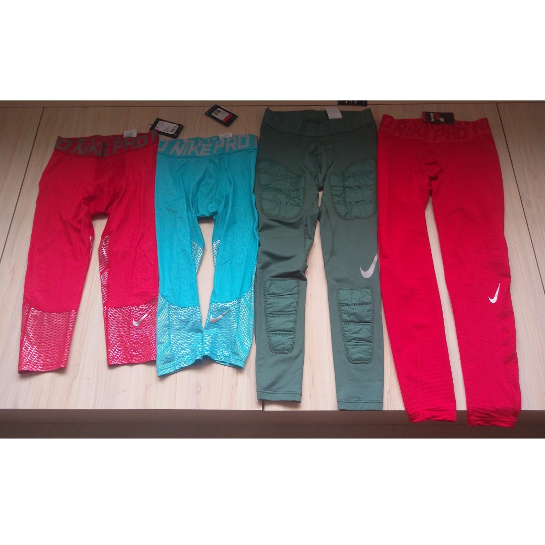 Nike Pro 束褲 緊身褲 L號