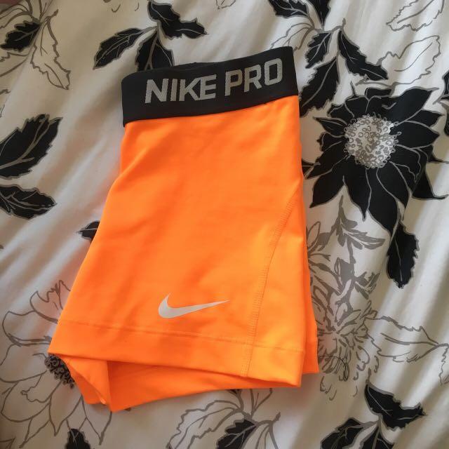acb1b54ba8 Nike pro shorts, Sports, Gym & Fitness on Carousell