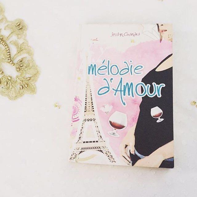 Novel MELODIE D'AMOUR