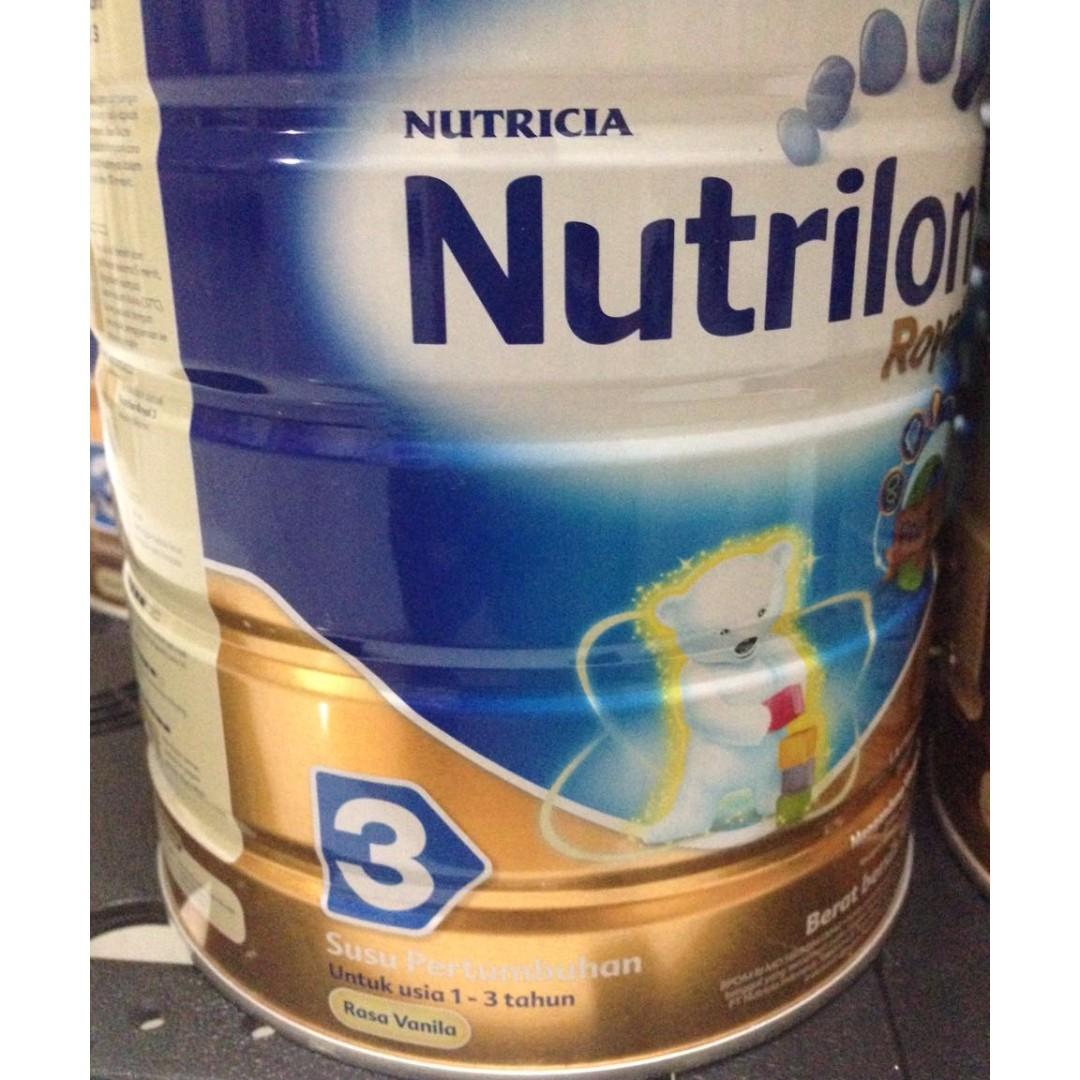 Nutrilon Royal 3 Vanila 800gr, Babies & Kids, Nursing & Feeding on Carousell