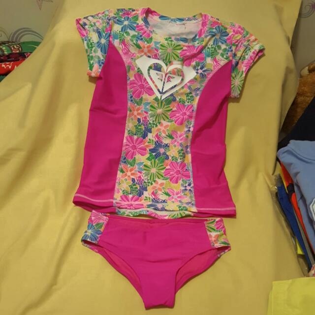 Orig Roxy Girl 2pc