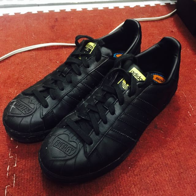 Pharrell Williams Adidas Superstar Matter/energy