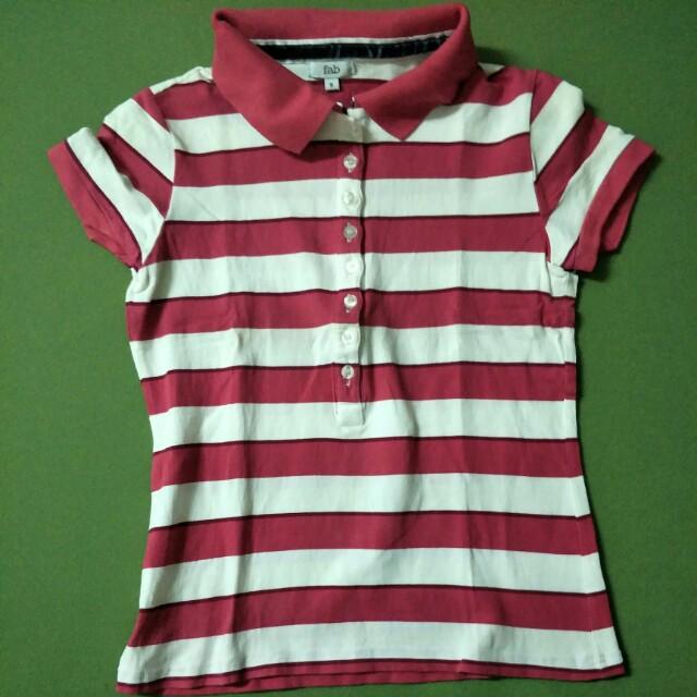 Polo shirt (fab. S)