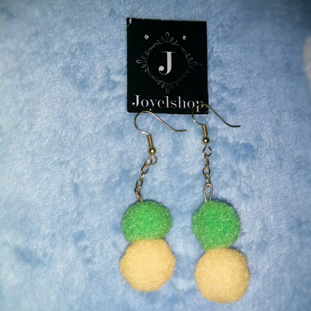 Pompom greenyellow