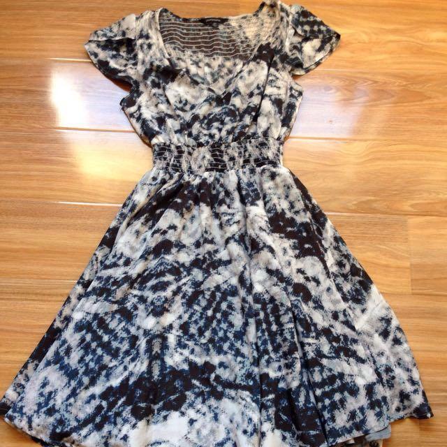 Portman's Dress Size 6 Xs