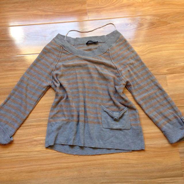 Portman's Jumper Wool Blend Size 6-8