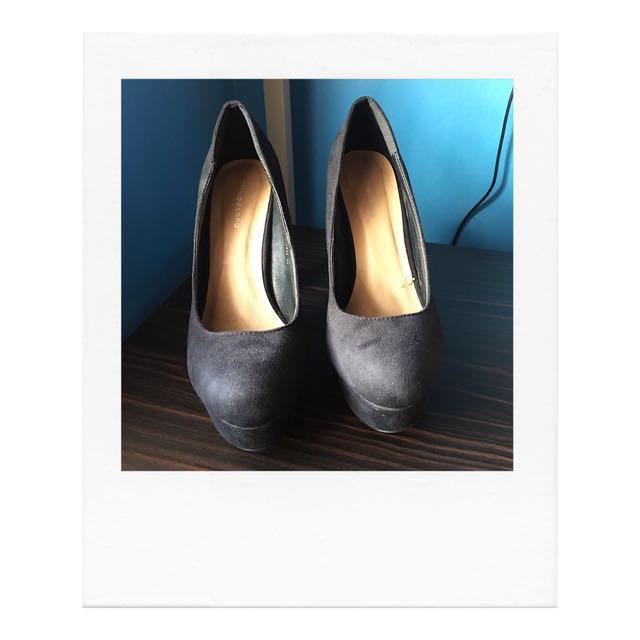 Primadonna Black Heels 💖✨