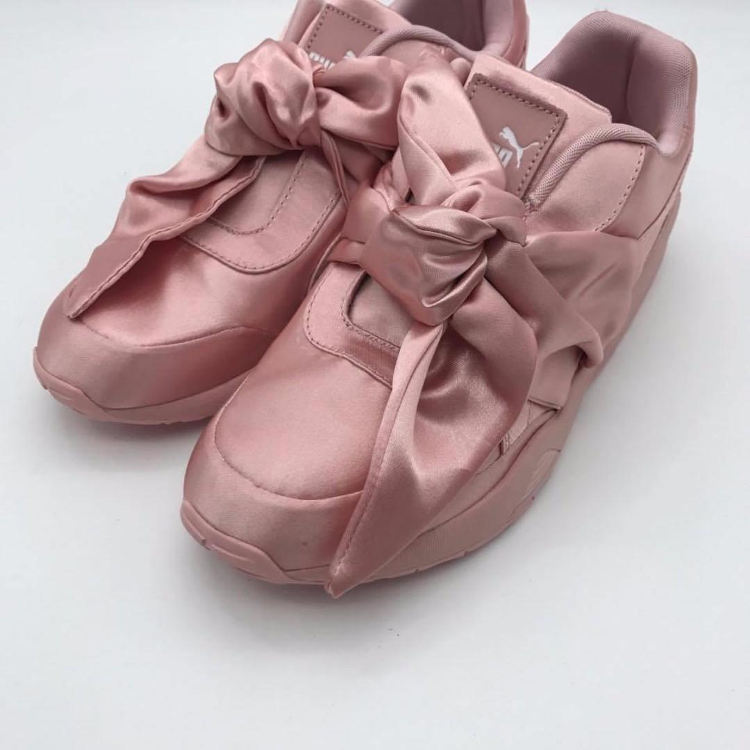 low priced ceba9 176ea Puma Fenty x Rihanna Bow Sneaker