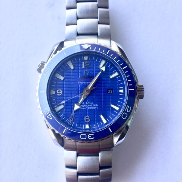 Replica Omega Seamaster Professional Planet Ocean