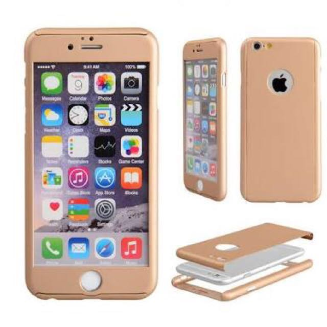 Restock Case Full Cover for iPhone