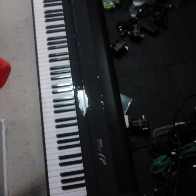 Roland Advance SA Synthesis Digital Piano FP-8