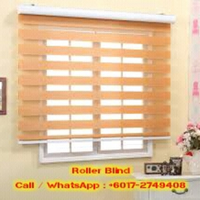 Roller Blind Untuk Dapur Tingkap Home Furniture Décor On Carou