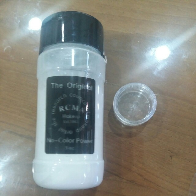 SAMPLE SIZE 5G RCMA No Color Powder