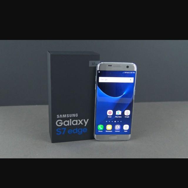 Samsung Galaxy S7 Edge titanium