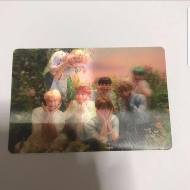 searching for bts love yourself her special lenticular group photocard 1508701163 74866d2a