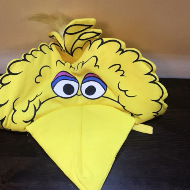 Sesame St Head Dress
