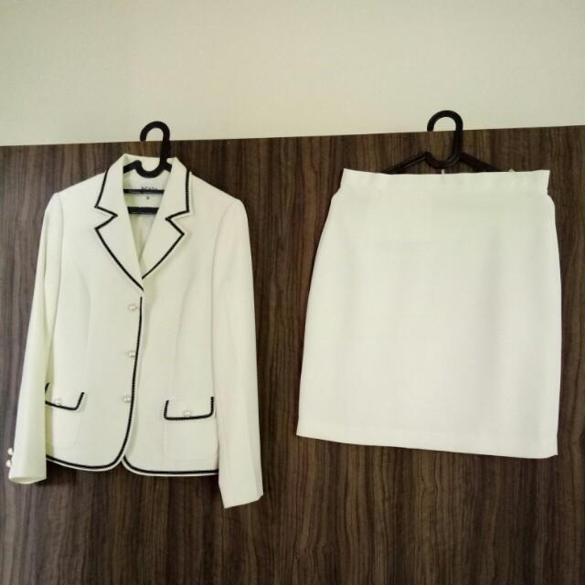 Setelan baju kantor ukuran 38