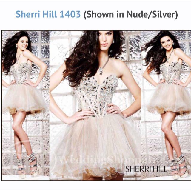 SHERRI HILL 1403 DRESS