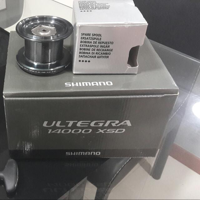 Shimano Ultegra 14000 Xsd Reel Bulletin Board Looking For On Carousell