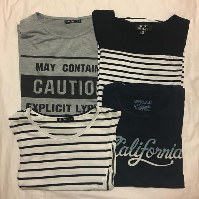 Shirts XS-S