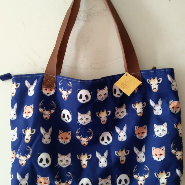 Shopper bag/ Tas Kanigara
