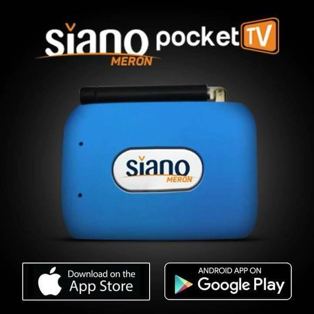 Siano Pocket TV