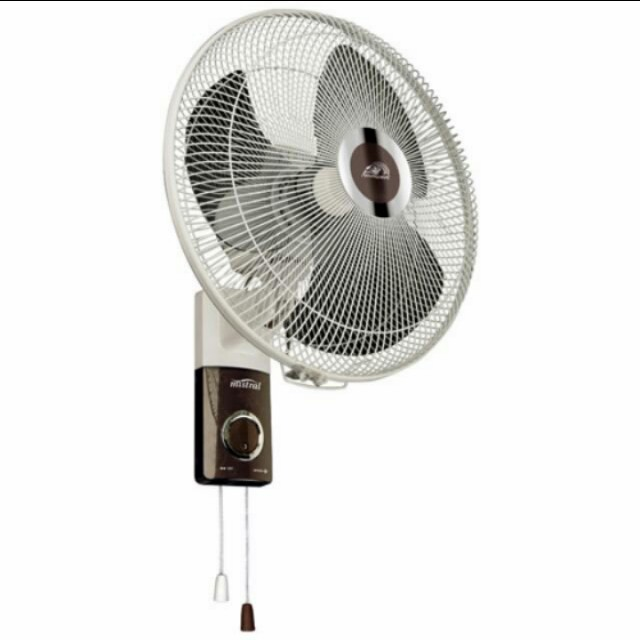 Slightly used Mistral Wall Fan