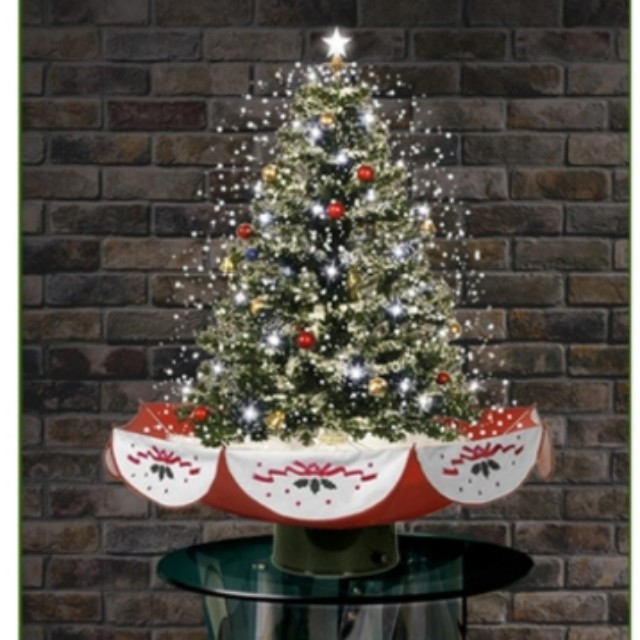 posnowing christmas tree furniture home decor on carousell