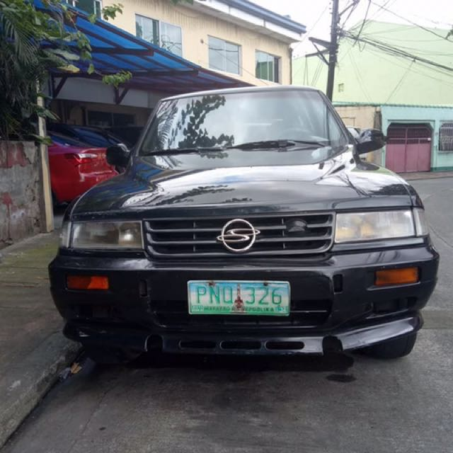 Ssangyong Musso Authomatic Tranny 5 Cylnder Head Turbo