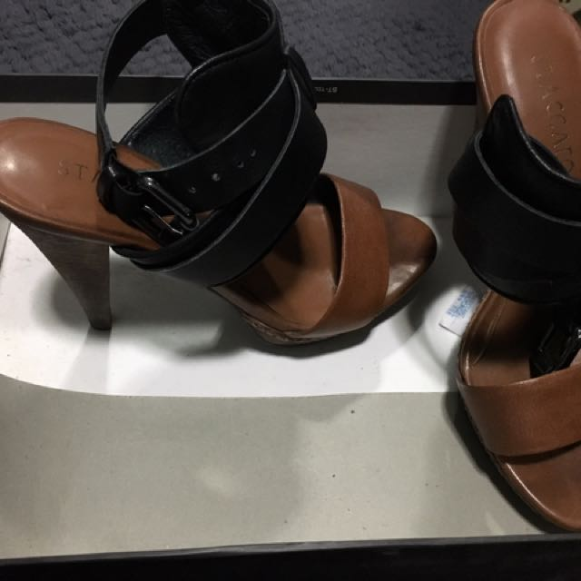 a5630fdbc34 Staccato by CMG Leather Shoes size 6