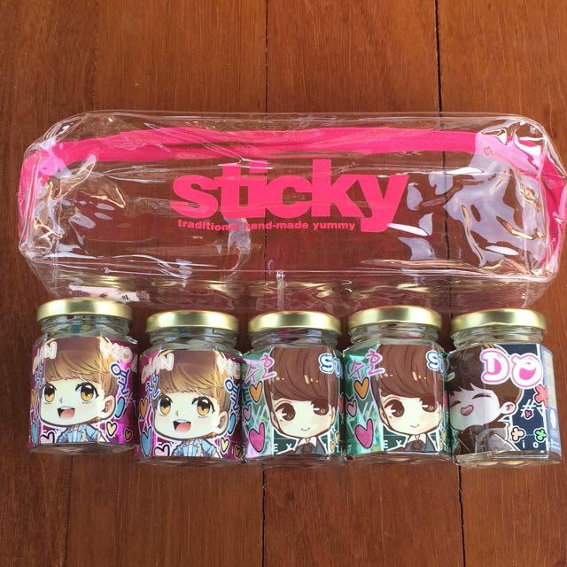 Sticky Exo