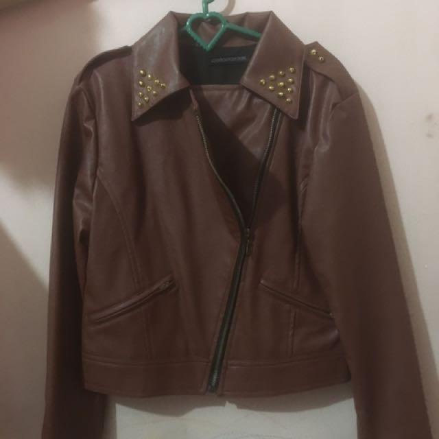 Stud jacket