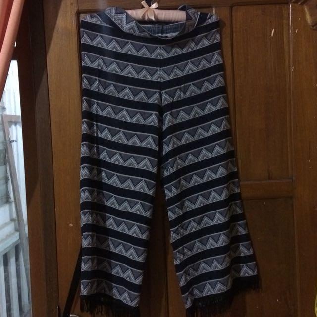 Summer long pants