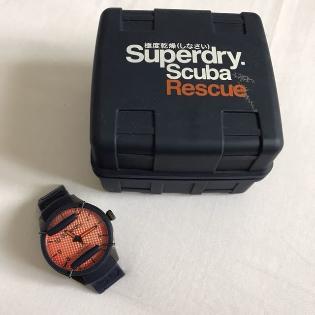 Superdry authentic watch