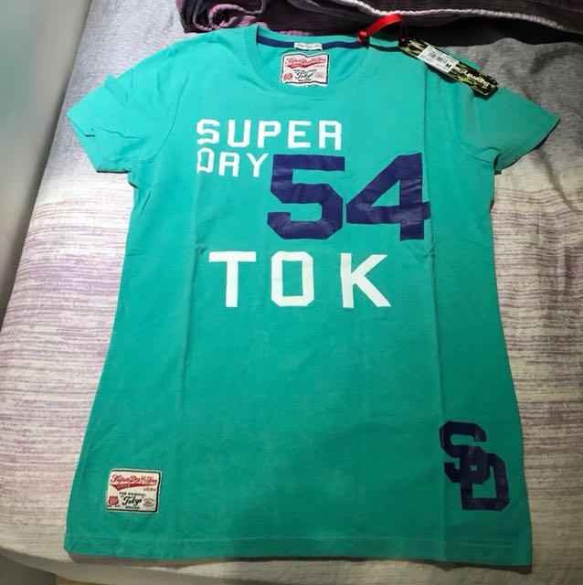 Superdry 短T